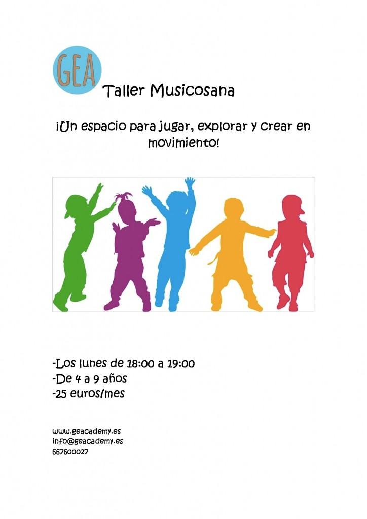 Taller Musicosana